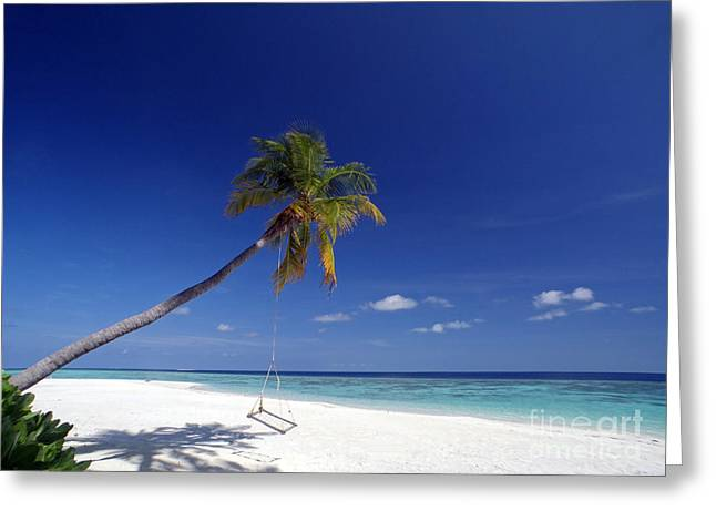 Maldives 06 Greeting Card by Giorgio Darrigo