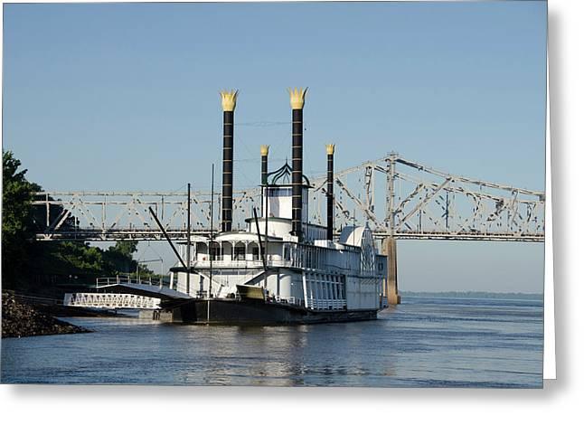 Mississippi, Natchez Greeting Card