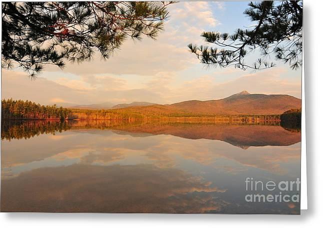 Mount Chocorua 3 Greeting Card by Catherine Reusch Daley