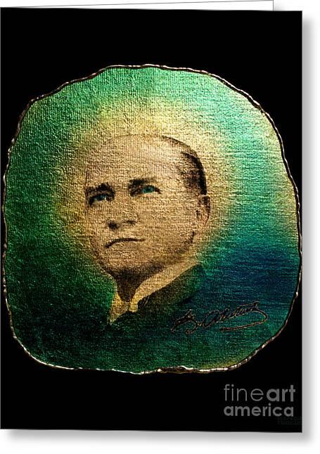 Mustafa Kemal Ataturk Greeting Card