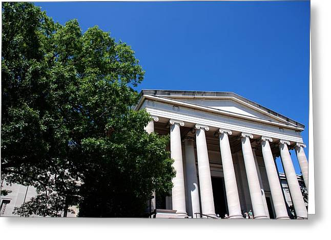 National Gallery Of Art Greeting Card