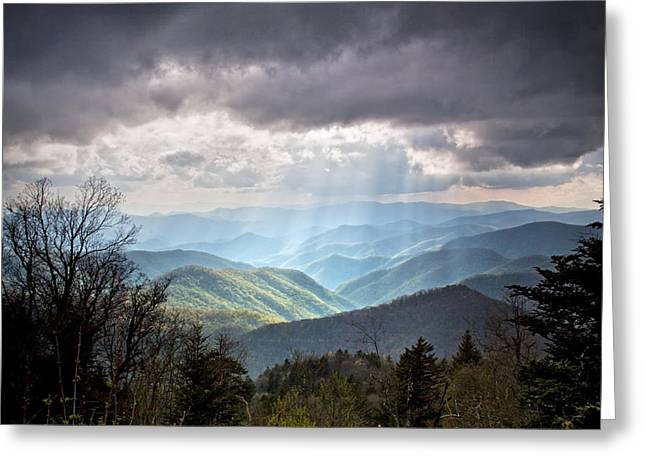 New Beginning Greeting Card by Rob Travis