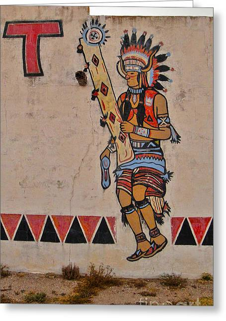 New Mexico Greeting Card by Gregory Dyer