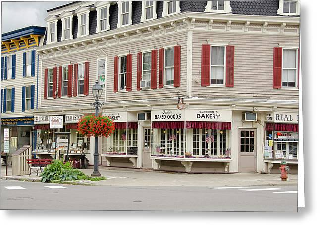 New York, Cooperstown Greeting Card