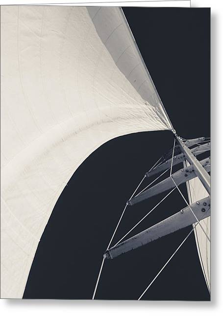 Obsession Sails 10 Greeting Card