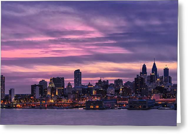 Philadelphia Greeting Card
