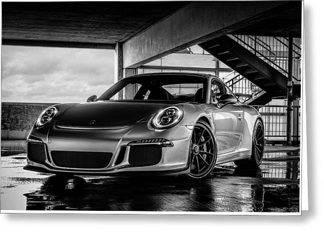 Porsche 911 Gt3 Greeting Card by Douglas Pittman