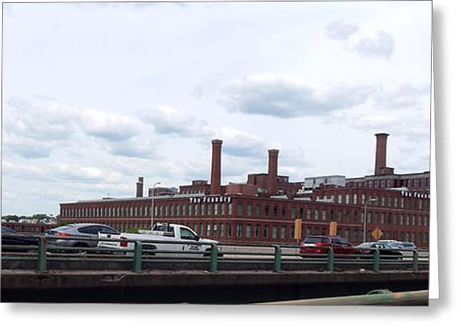 Providence Ri Greeting Card by Bonnie Carter