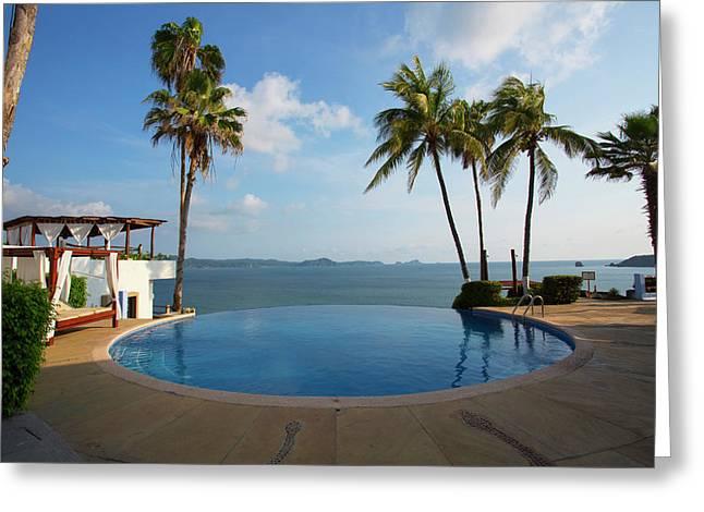 Punta Serena Villas And Spa Greeting Card