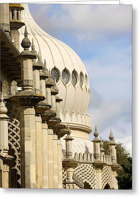 Royal Pavilion Brighton Greeting Card