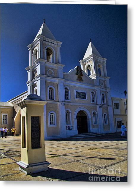 San Jose Del Cabo Greeting Card by David Smith