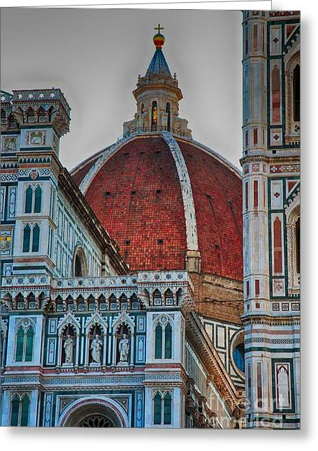 Santa Maria Del Fiore Greeting Card