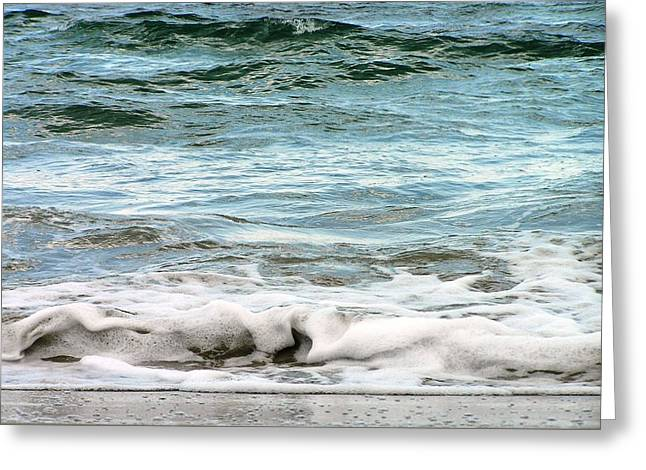 Sea Greeting Card by Oleg Zavarzin