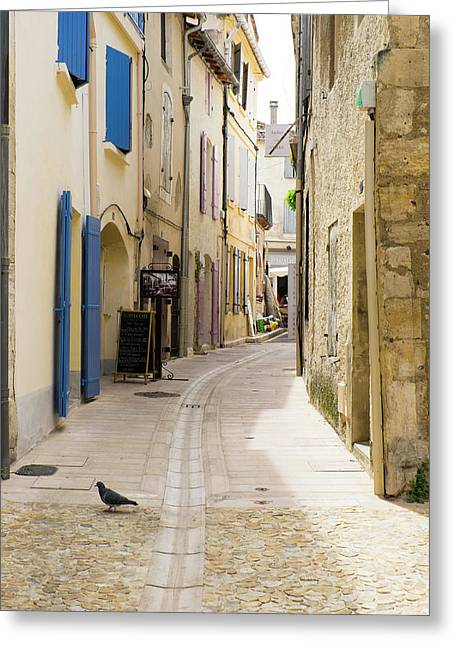 Southern France, St Greeting Card by Emily Wilson