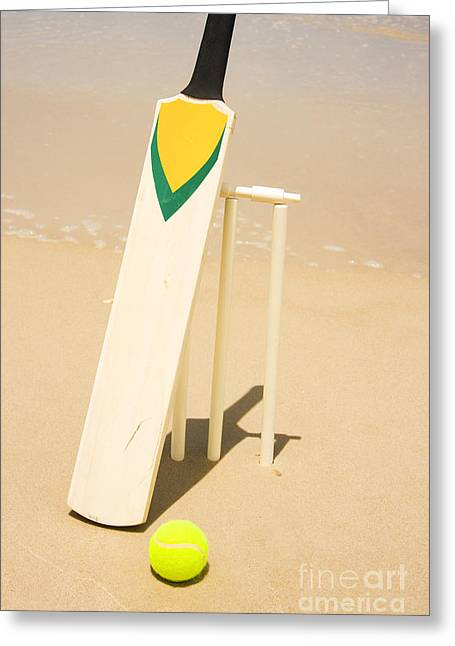 Summer Sport Greeting Card by Jorgo Photography - Wall Art Gallery