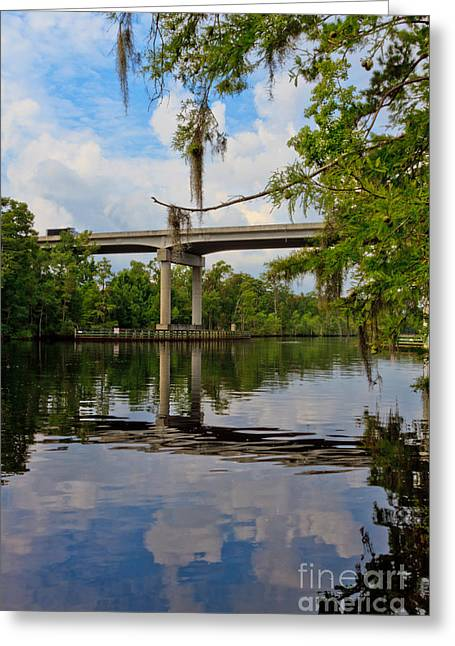 The Waccamaw @ 544 Hwy II Greeting Card