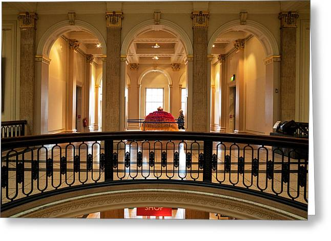 The Walker Art Gallery, Liverpool Greeting Card by Panoramic Images