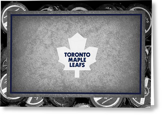 Toronto maple leafs greeting cards page 2 of 9 fine art america toronto maple leafs greeting card bookmarktalkfo Images