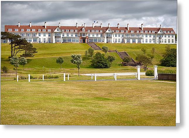Turnberry Resort Greeting Card