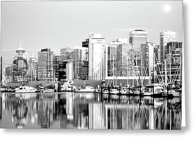 Vancouver, British Columbia, Canada Greeting Card