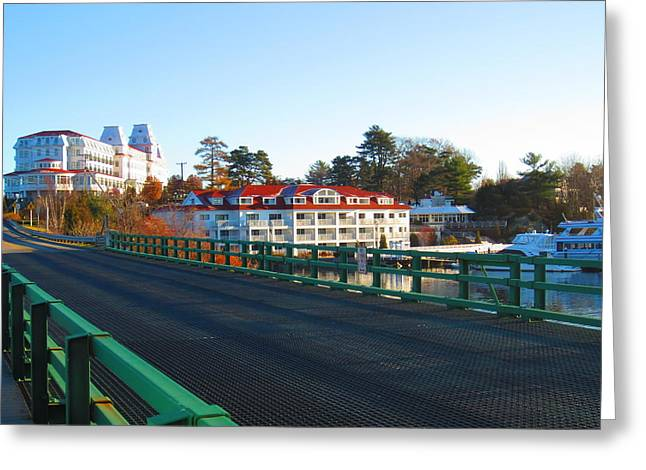 Wentworth By The Sea Greeting Card