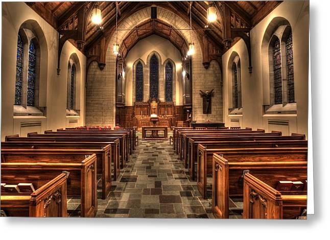 Westminster Presbyterian Church Greeting Card