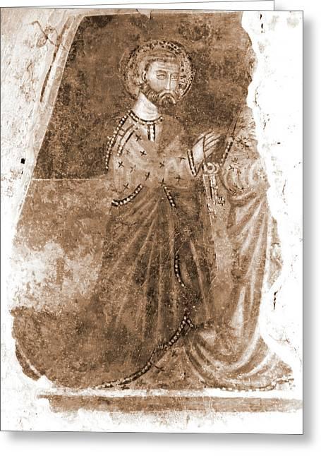 Abruzzo, Pescara, Penne, Palazzo Vescovile, Museo Greeting Card