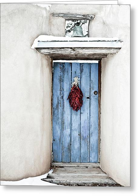 Santa Fe, New Mexico, United States Greeting Card