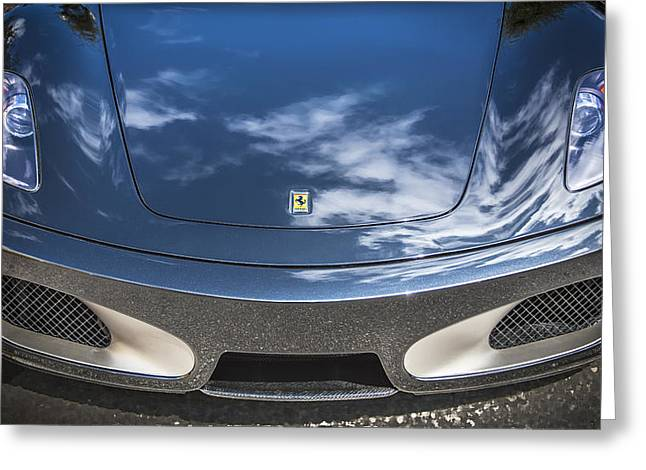 2008 Ferrari F430 Greeting Card by Rich Franco