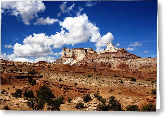 San Rafael Swell Greeting Card