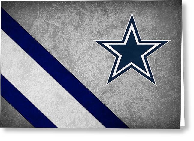 Dallas Cowboys Greeting Card