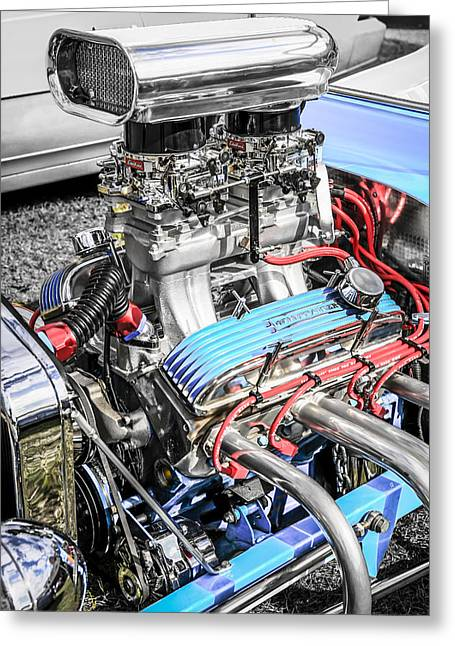 23 Ford T-bucket Greeting Card