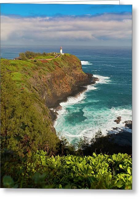Usa, Hawaii, Kauai Greeting Card by Jaynes Gallery