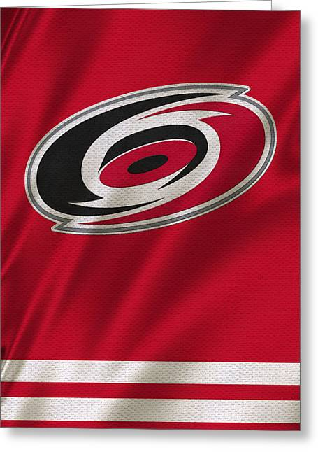 Carolina Hurricanes Greeting Card