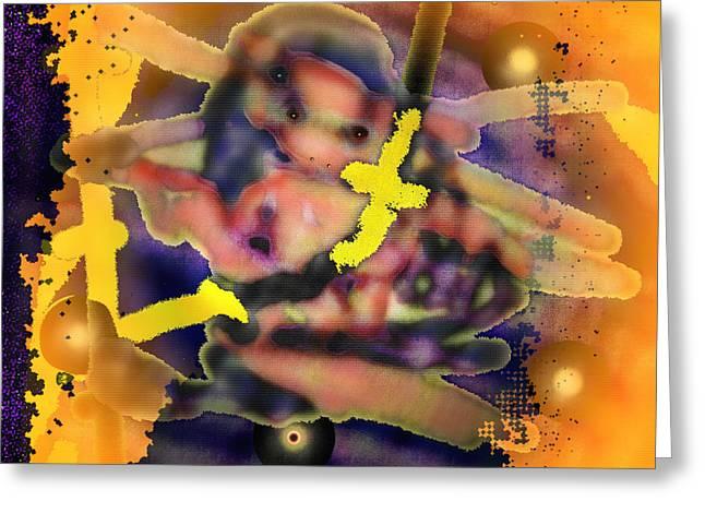 261020130000 Greeting Card by Oleg Trifonov