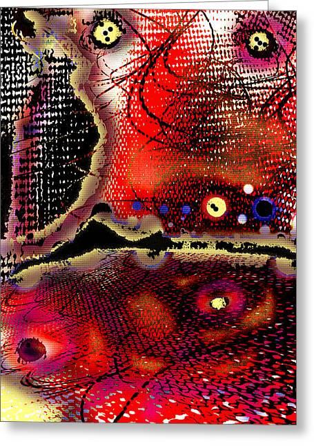 291020130028 Greeting Card by Oleg Trifonov
