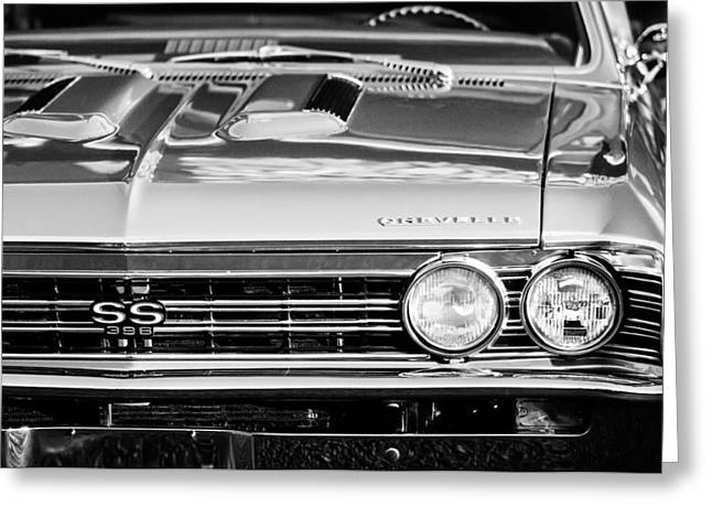 1967 Chevrolet Chevelle Super Sport  Greeting Card by Jill Reger