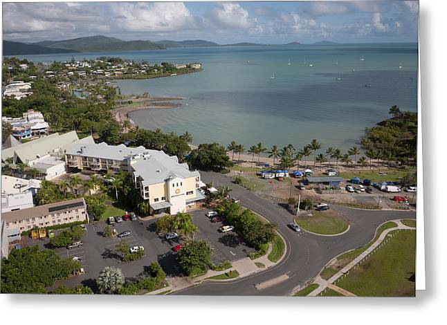 Airlie Beach, Queensland Greeting Card