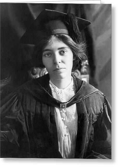 Alice Paul (1885-1977) Greeting Card
