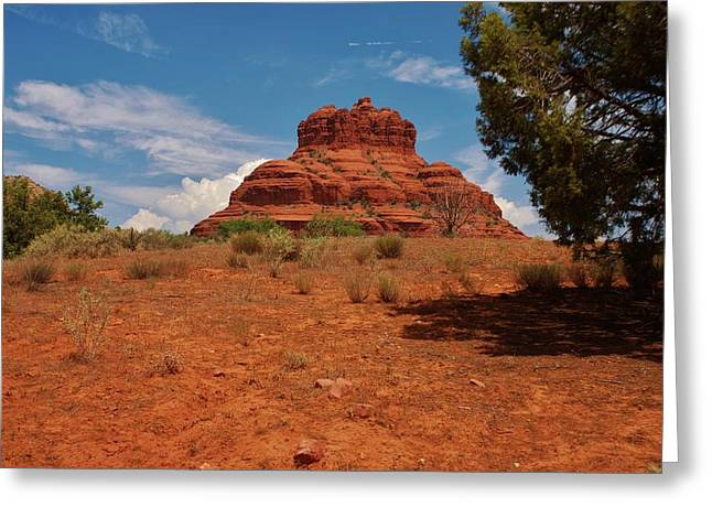 Bell Rock - Sedona Greeting Card