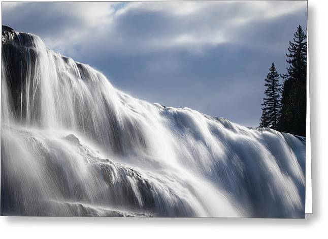 Canada, British Columbia, Wells Gray Greeting Card by Jaynes Gallery