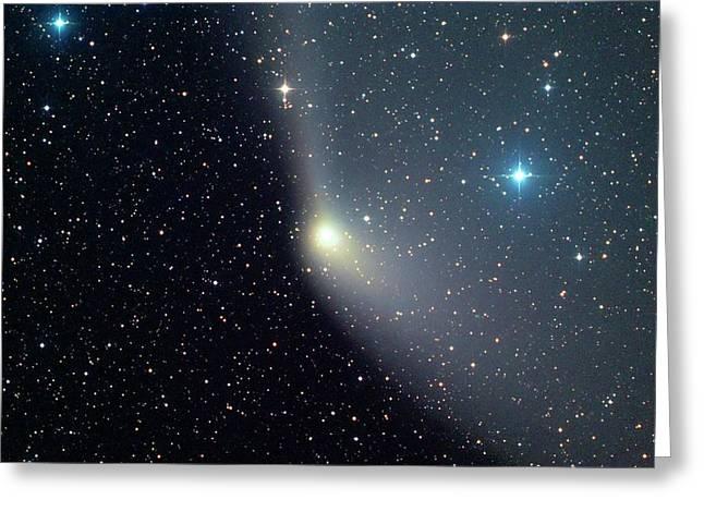 Comet C2011 L4 Greeting Card