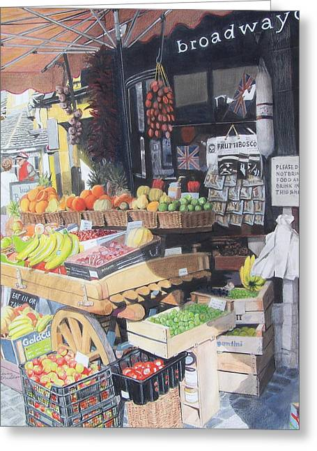 Cotswold Deli Greeting Card