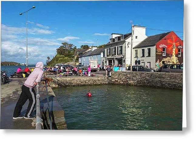 Crookhaven, Ireland Greeting Card