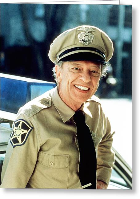 Don Knotts In The Andy Griffith Show  Greeting Card