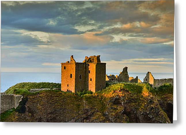 Dunnottar Castle Greeting Card