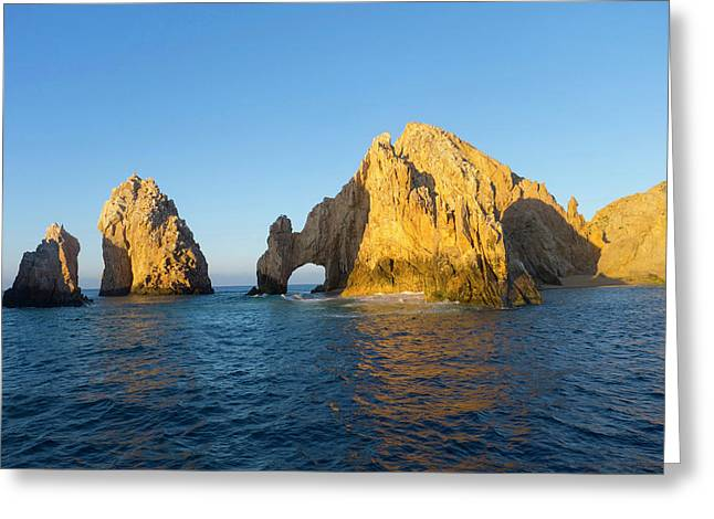 El Arco, The Arch, Cabo San Lucas Greeting Card