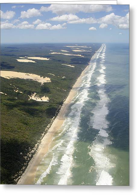 Fraser Island, Hervey Bay Greeting Card