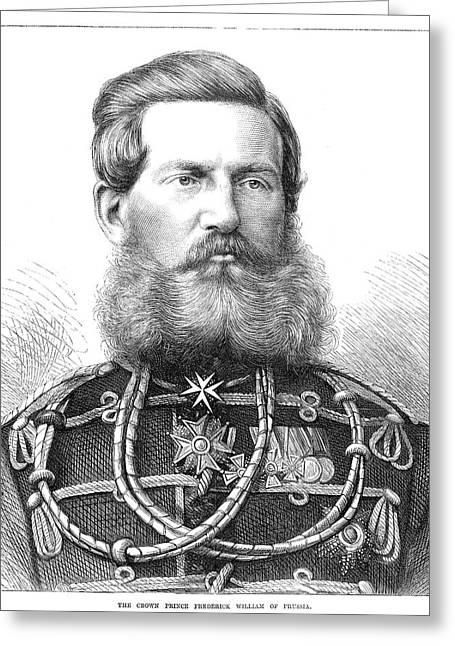 Frederick IIi (1831-1888) Greeting Card