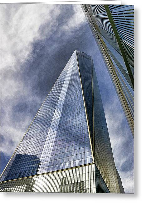 Freedom Tower Greeting Card